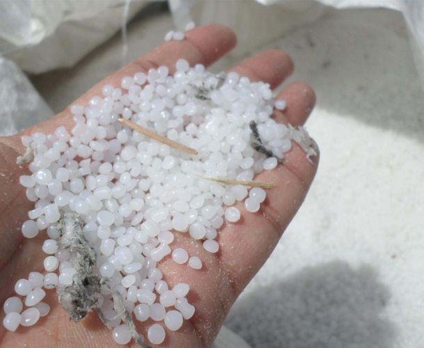 HDPE Mixed Granules 5895