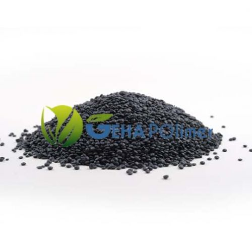Black PP ( Recycled Black Polyprolylene)  21389
