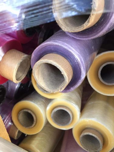 Soft PVC on rolls  23210