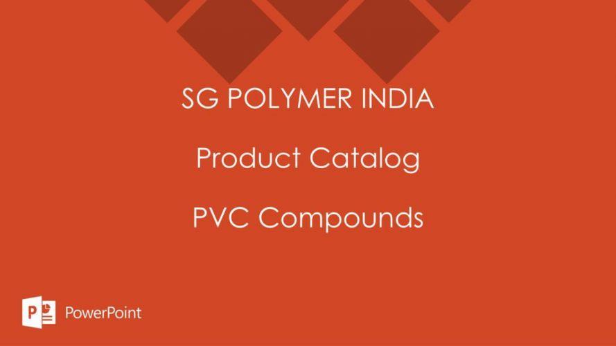 PVC Compound  18941