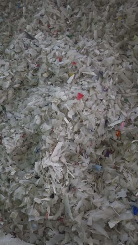HDPE natural clean regrind 9566