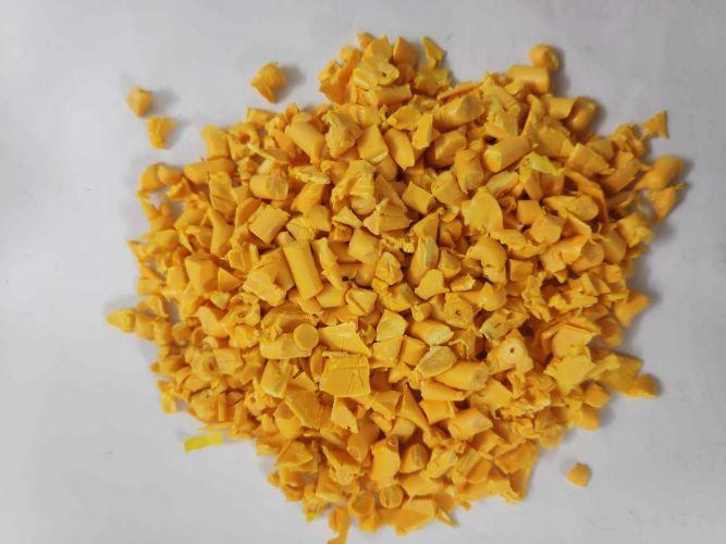 Nylon 66 Yellow Plain 11638