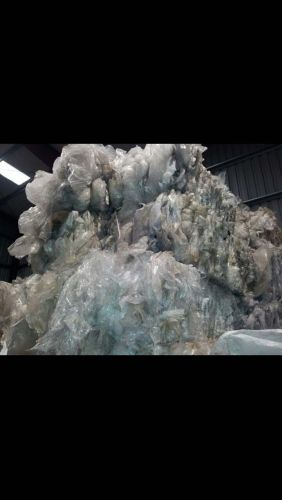 LDPE clear baled plastic 8643