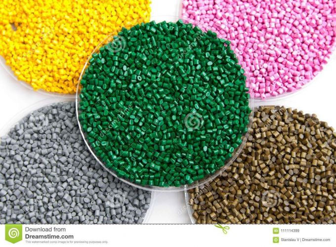 PP and PPCP Granules 21723