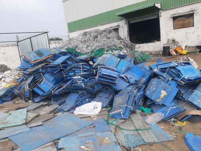 Pp box scrap 15301