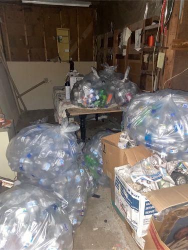 plastic bottles  18754