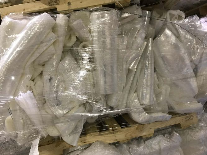 LLDPE Rolls (without core ) packed in bales 15473