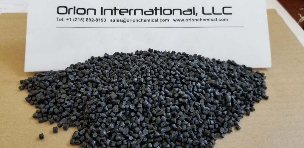 Nylon 66 black pellets 30 % GF virgin pellets 12890