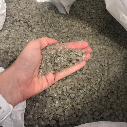 Recycled LDPE Pellets - Natural Color 15204