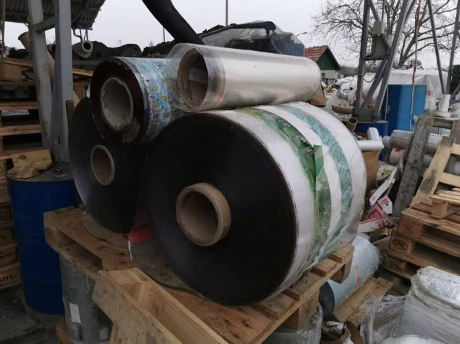 LDPE/PA/PP Film in rolls 20976