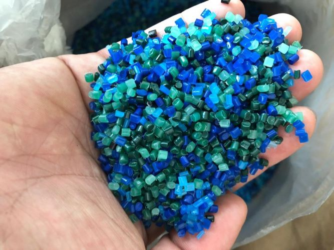 LDPE mix colour resin 7702