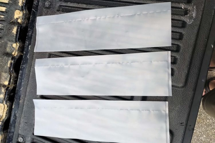 HDPE bags  17664