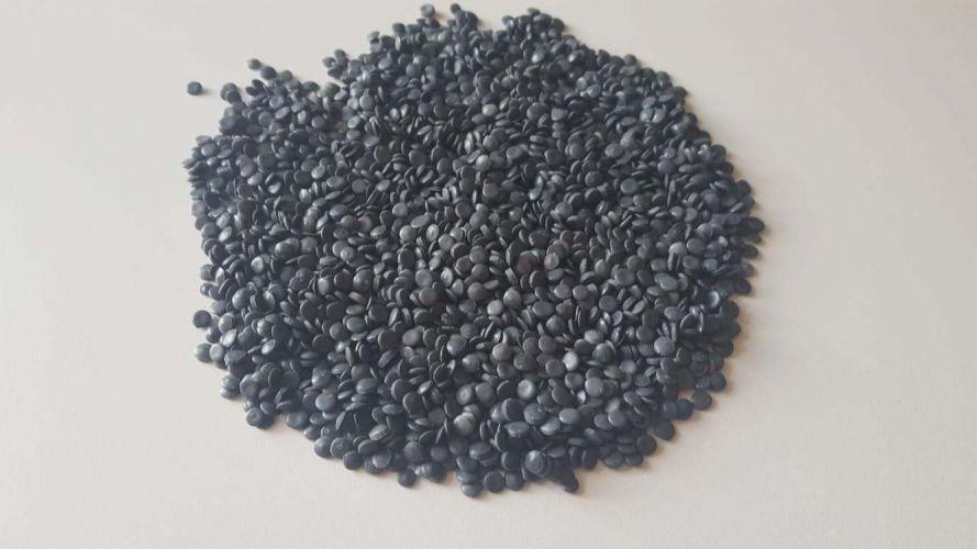 LDPE Black granules 19725