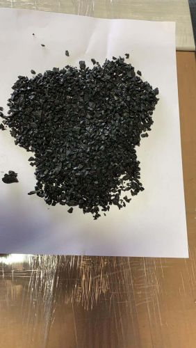 Black Rigid PVC Regrind, extrusion grade  15780