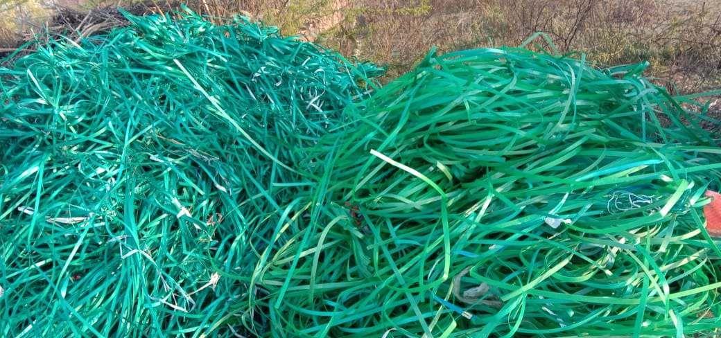 Plastic Strapping scrap 20613