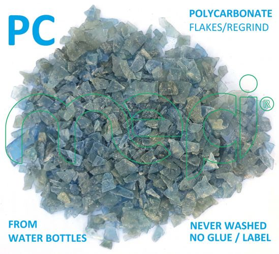 POLYCARBONATE FLAKES 15167