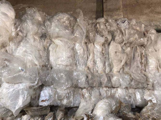 Sprzedam odpady folii LDPE,  transparentny 14990