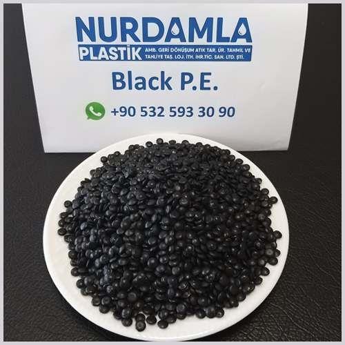 Black LDPE 11670