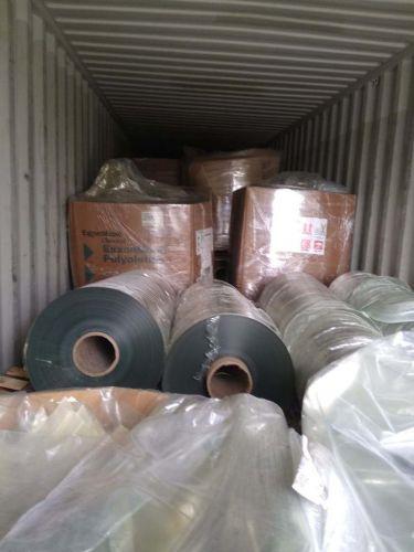 CLEAR  PVC ROLL 17258