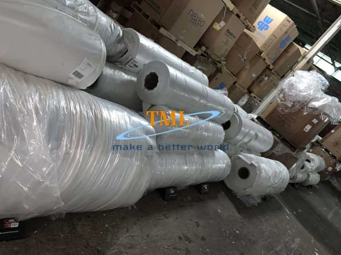 LDPE, PP rolls & Lumps 16485