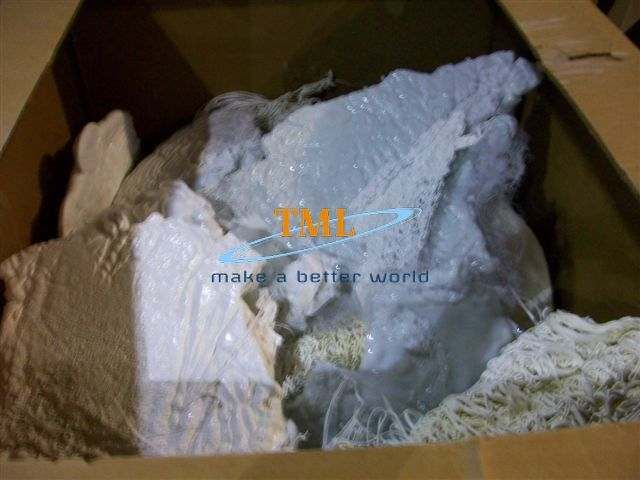 PET extrusion grade natural lumps 16288