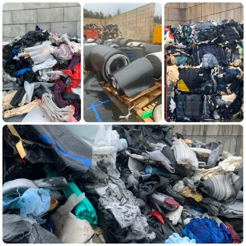 LDPE FOAM PRODUCTION SCRAP 18756