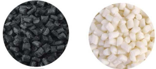 Nylon PA 6 PA 66 GF 30%Granules recycle 21862