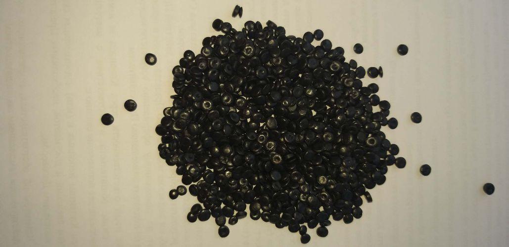 Polypropylene PP secondary granulated 18644