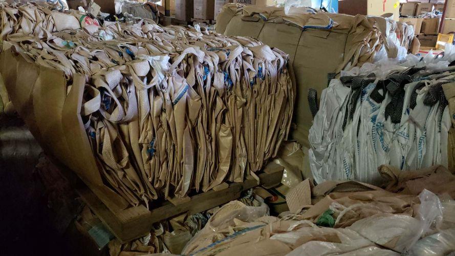 PP super sacks for reused  5007