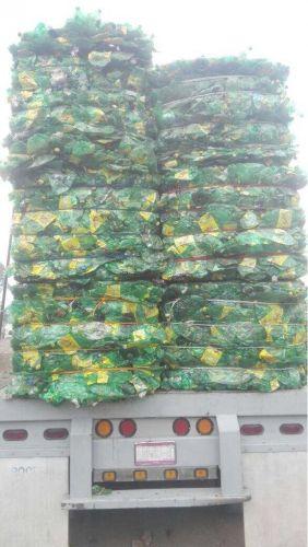 PET green bale 8 loads per month 14491