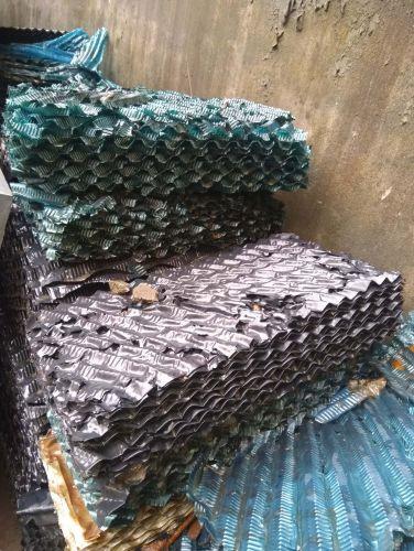 Pvc sheets in scrap 15524