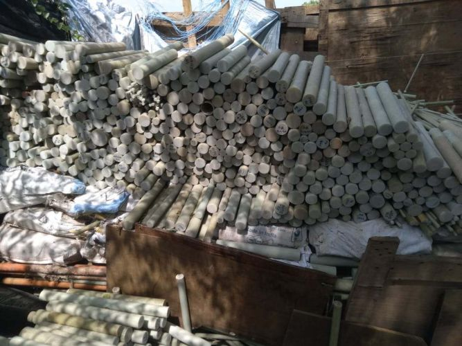 Frp rod scrap 22095