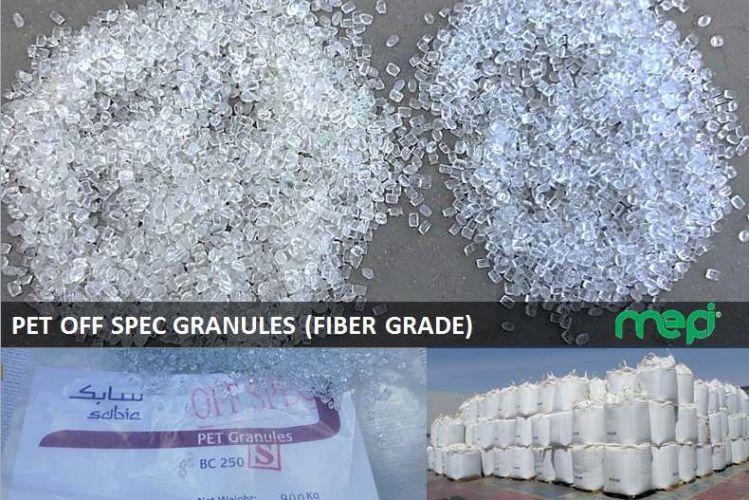 PET FIBER (TEXTILE) GRADE CHIPS 6004