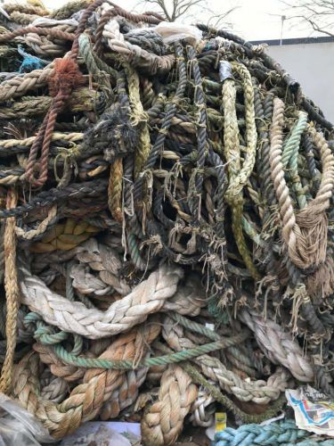 Used ropes 21765
