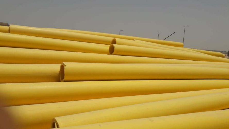 HDPE 80 PIPES 12104