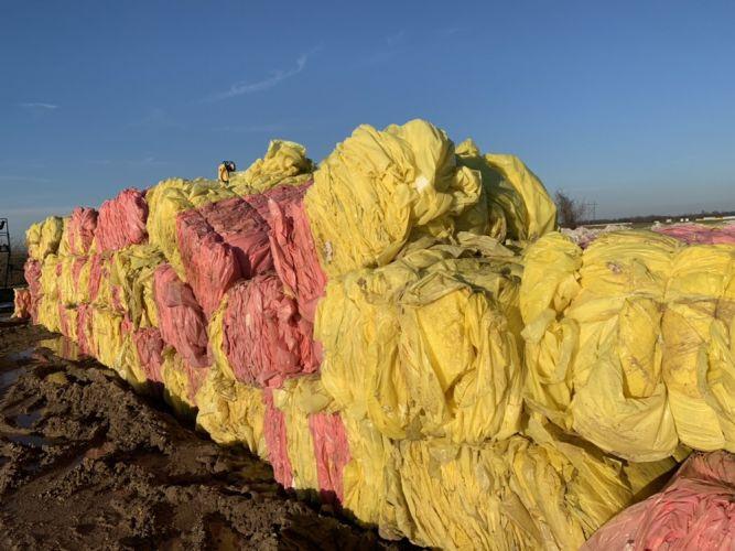 Baled Cotton Wrap 16312