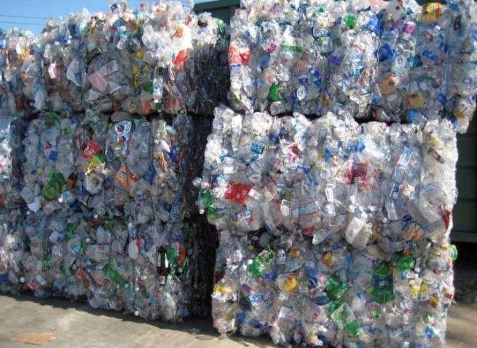 120,000 LBS/week of PET Post-Consumer Bottle Bales 15701